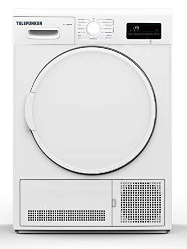 Produktinformationen zum Kondenstrockner-Frontlader von Telefunken im Überblick